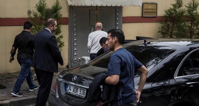 القنصلية السعودية استقبلت أشخاصًا في يوم إجازة رسمية