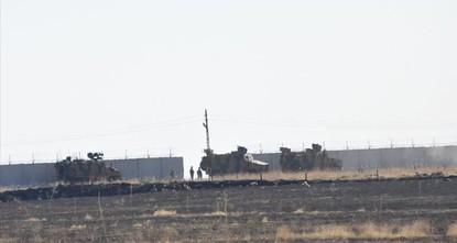 استكمال الدورية التركية الروسية الـ 15 شرق الفرات