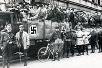 من تجمعات الحزب النازي (من الأرشيف)