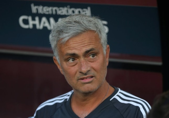 United's Mourinho eyes first Super Cup win in Real reunion