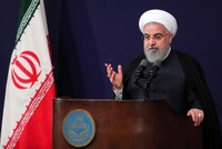US wants 'regime change' in Iran, Rouhani says