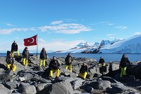 Turkish research team heads to Antarctica for second time