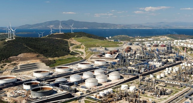 socar refinery in İzmir to start operations next year reduce