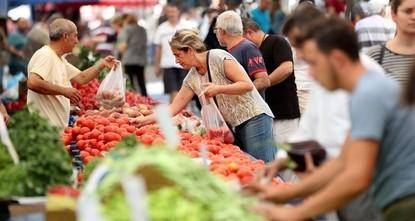 معدل التضخم في تركيا يصل إلى أدنى مستوى له خلال 11 شهرًا في يونيو المنصرم