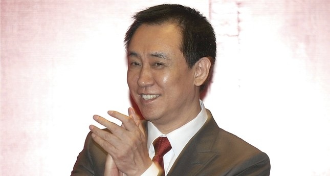 The 59-year-old Xu's China Evergrande Group has a market value of $47 billion.