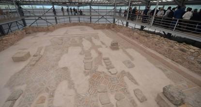 Les fouilles à l'ancien site de pèlerinage reprennent