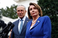 Erdoğan has given up nothing, Trump has given him everything: Pelosi, Schumer