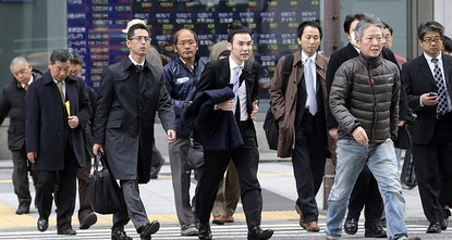 pJapan aims to cut suicides by 30 percent over 10 years, with the government Tuesday approving a plan which seeks to curb extreme work hours seen as contributing to one of the world's highest...