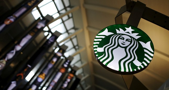 A Starbucks store is seen inside the Tom Bradley terminal at LAX airport in Los Angeles, California, U.S. on October 27, 2015. (Reuters Photo)