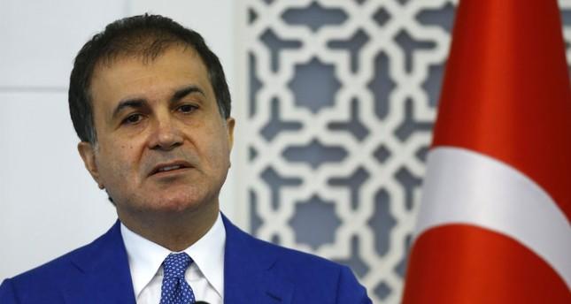 Çelik said Merkel's remarks on not expanding the EU customs union deal with Turkey as very unfortunate.