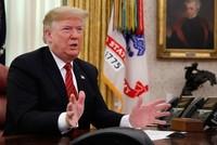 """Trump: Ohne Grenzmauer kein Ende des """"Shutdowns"""""""