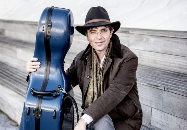 Dutch cellist Jeroen Den Herder will perform on July 19.