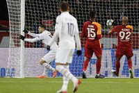 PSG ends Galatasaray's Europe campaign with a 5-0 thrashing
