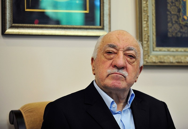 FETu00d6 leader Fethullah Gu00fclen poses for a photo while speaking to members of the media at his compound, Sunday, July 17, 2016, in Saylorsburg, Pa. (AP Photo)