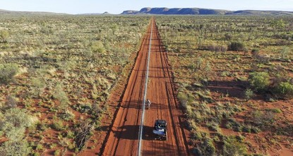 World's longest cat fence erected in Australia to protect native species