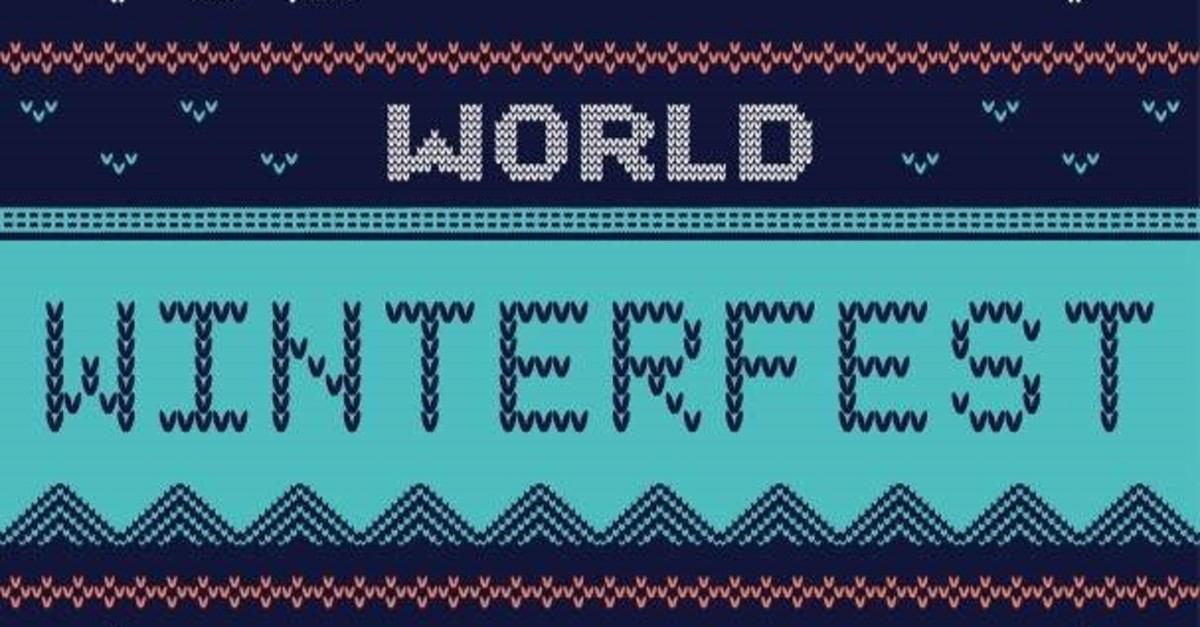 The World Winterfest is scheduled to take place on Dec. 20-22.