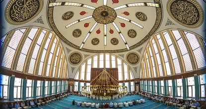 pThe Hacı Firdevs Türkmenoğlu Mosque is set to open in Van province this year, displaying a unique mix of Seljuk, Ottoman and Arab architecture./p  pThe mosque, which has been under construction...