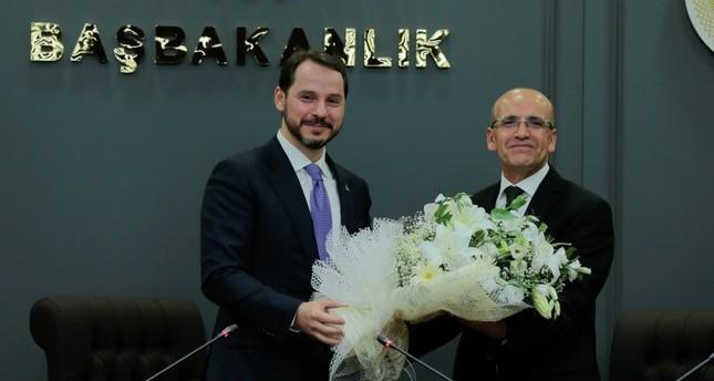 وزير المالية التركي يتعهد باندماج أقوى في الأسواق العالمية والتصدي للتضخم