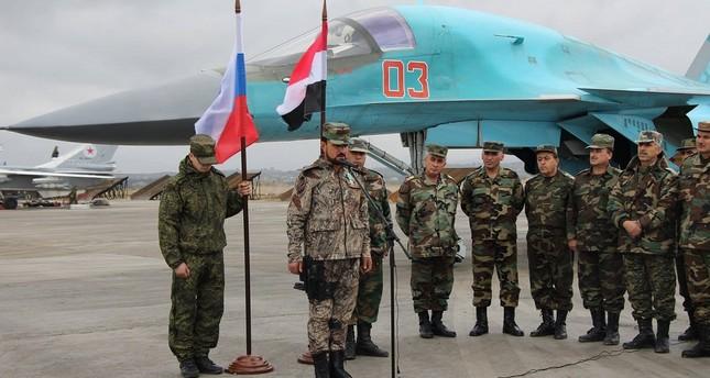 مقتل ضابط عسكري روسي رفيع في هجوم بسوريا
