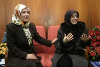 Turkey's religious head to appoint more female deputy clerics