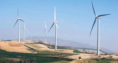 Foreign investors interested in high potential of Turkey's wind power