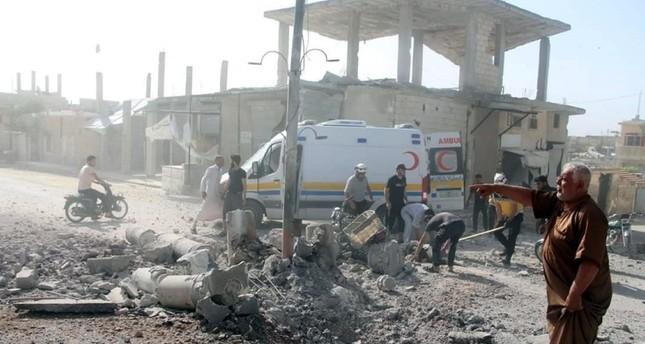 مقتل 5 مدنيين في قصف للنظام على إدلب