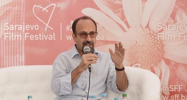'Coffee with' Iranian director Asghar Farhadi