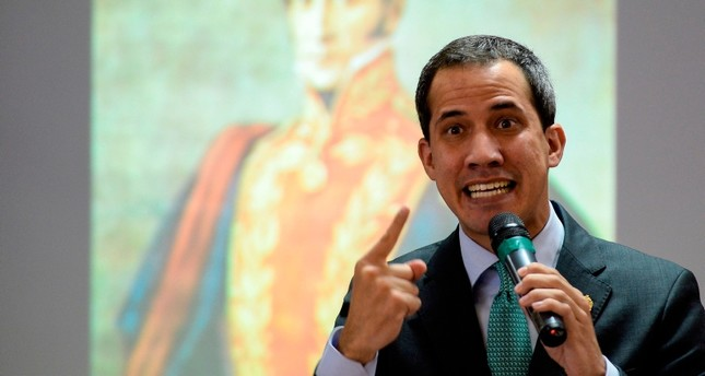 Venezuela prosecutors to charge Guaido with 'high treason'