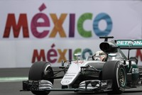 Hamilton heading for another Mexican coronation