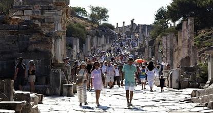 """pDie Zahl der in die Türkei reisenden Briten werde nächstes Jahr voraussichtlich um 69 Prozent steigen, teilte der """"Verband Britischer Reisebüros (ABTA) in einem am Mittwoch veröffentlichten..."""