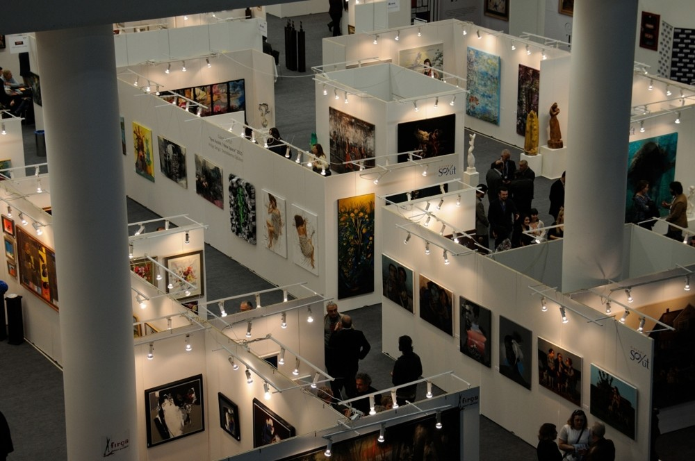 600 artists, 108 institutions,48 galleries,museums,universities from Germany,Austria,Bulgaria,Czech R., S.Korea, Philippines, France, Switzerland, Italy, UK, Iran, Georgia, Greece, Ukraine, Kyrgyzstan, Kazakhstan, Liechtenstein, Hungary will attend.