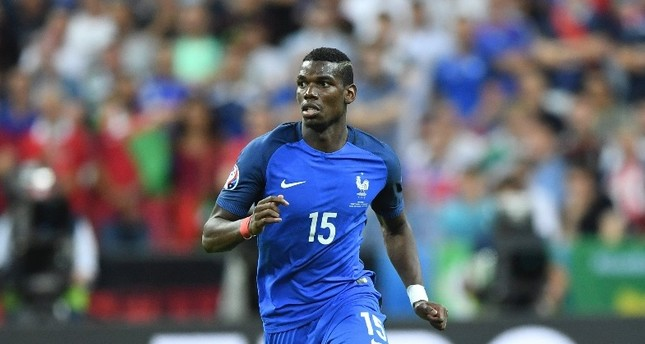 France coach Didier Deschamps' squad will feature all of the players who starred in the World Cup final including Paul Pogba.