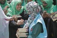 نال 40 طالباً وطالبة سودانيين