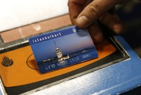 Renewable waste to top up Istanbul transport cards