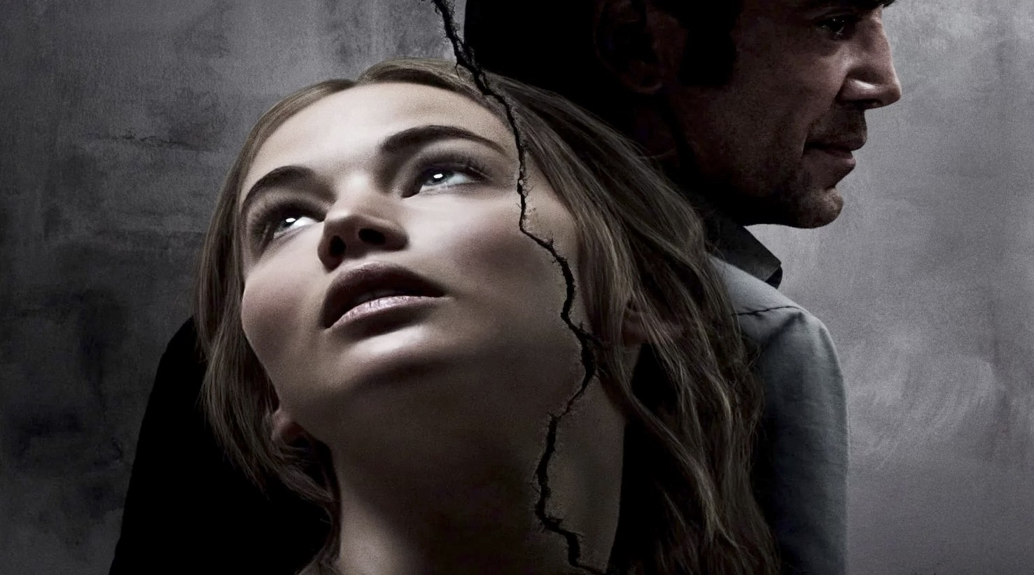 Jennifer Lawrence and Javier Bardem star in Darren Aronofskyu2019s film u201cMother!u201d