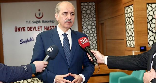 متحدث الحكومة التركية: تجب محاسبة مرتكبي جرائم الحرب بسوريا