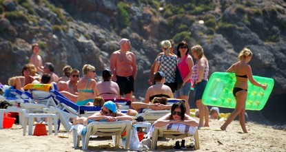 توقعات بارتفاع أعداد السياح الروس والألمان إلى أنطاليا خلال العام الجاري