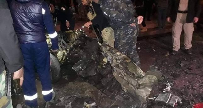 انفجار سيارة مفخخة في الموصل يسفر عن مقتل طفلة وعنصر أمن