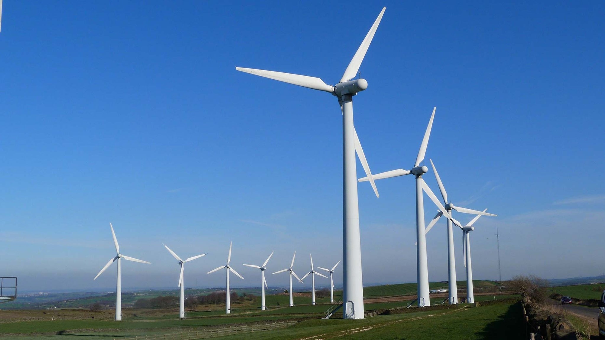 The share of renewable energy in electricity generation reached 32 percent in the third quarter of 2017, surpassing the target of 30 percent that was set for 2023.