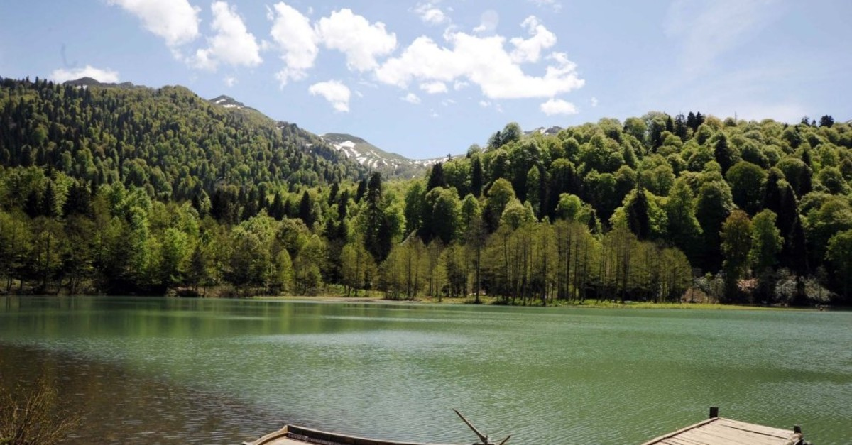 Karagu00f6l Natural Park is one of the best places to experience Artvin.