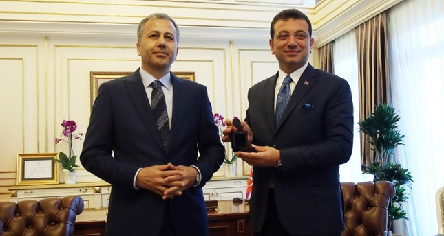 CHP's Imamoğlu takes over as Istanbul mayor