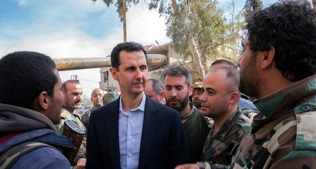YPG-Bündnis trifft Regimevertreter in Damaskus