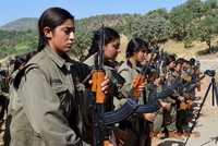 PKK recruiters target underage children in Syria: report