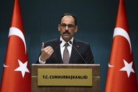 Europe experiencing an 'abdication of reason,' Presidential Spokesperson Kalın says