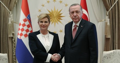 Turkey, Croatia committed to enhancing bilateral trade