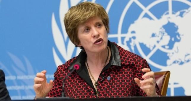 كايت غيلمور - نائبة المفوض السامي لحقوق الإنسان