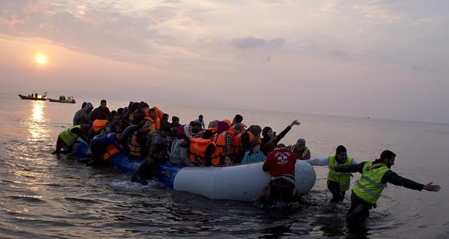Sechs Flüchtlinge sterben bei Überfahrt in Ägäis