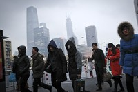 Notoriously polluted Beijing shuts last coal power plant
