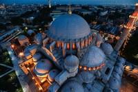 Background on the construction of Süleymaniye Mosque