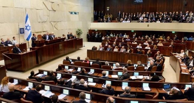الفصائل الفلسطينية تدين تصويت الكنيست الإسرائيلي على قانون القومية